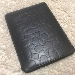 EUC Coach kindle/ereader sleeve